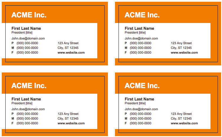 free business card templates download top form templates