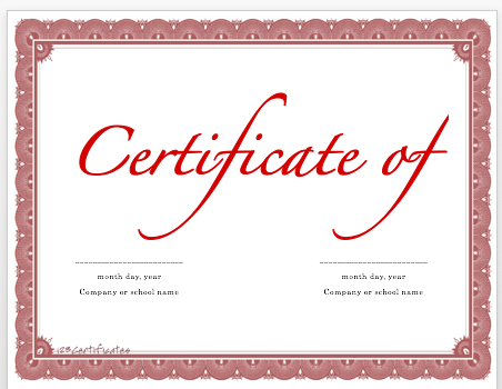 Certificate Of Appreciation For Teachers Top Form Templates Free