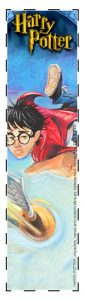 Download printable bookmarks harry potter