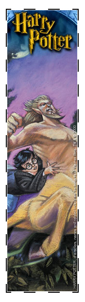 free download printable bookmarks harry potter
