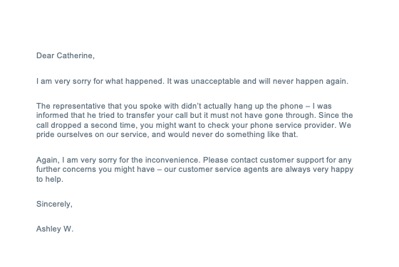 Apology Letter For Mistake To Client from topformtemplates.com